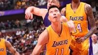 【NBA季前赛】湖人94-98太阳