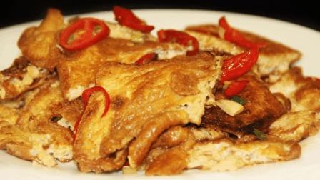中餐厅张亮推荐菜谱,锅塌豆腐,好看又好吃,简单!