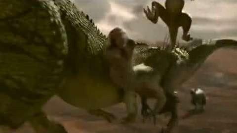 【恐龙王】最逼真中国恐龙电影来啦!