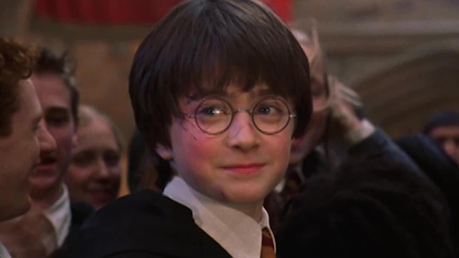 """【哈利·波特与魔法石】""""入学通知"""""""