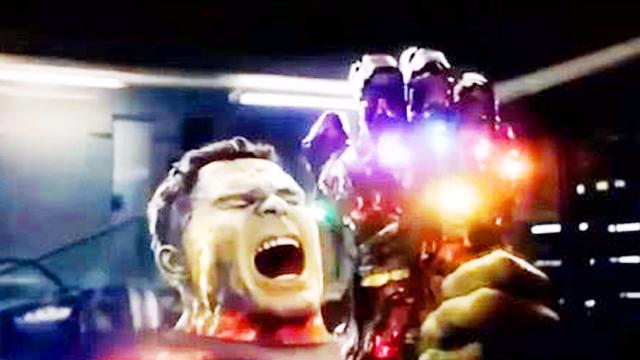复仇者联盟4:古一法师曾暗示绿巨人,钢铁侠本不用牺牲!
