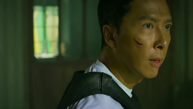 【怒火·重案】甄子丹谢霆锋警棍蝴蝶刀对决超燃
