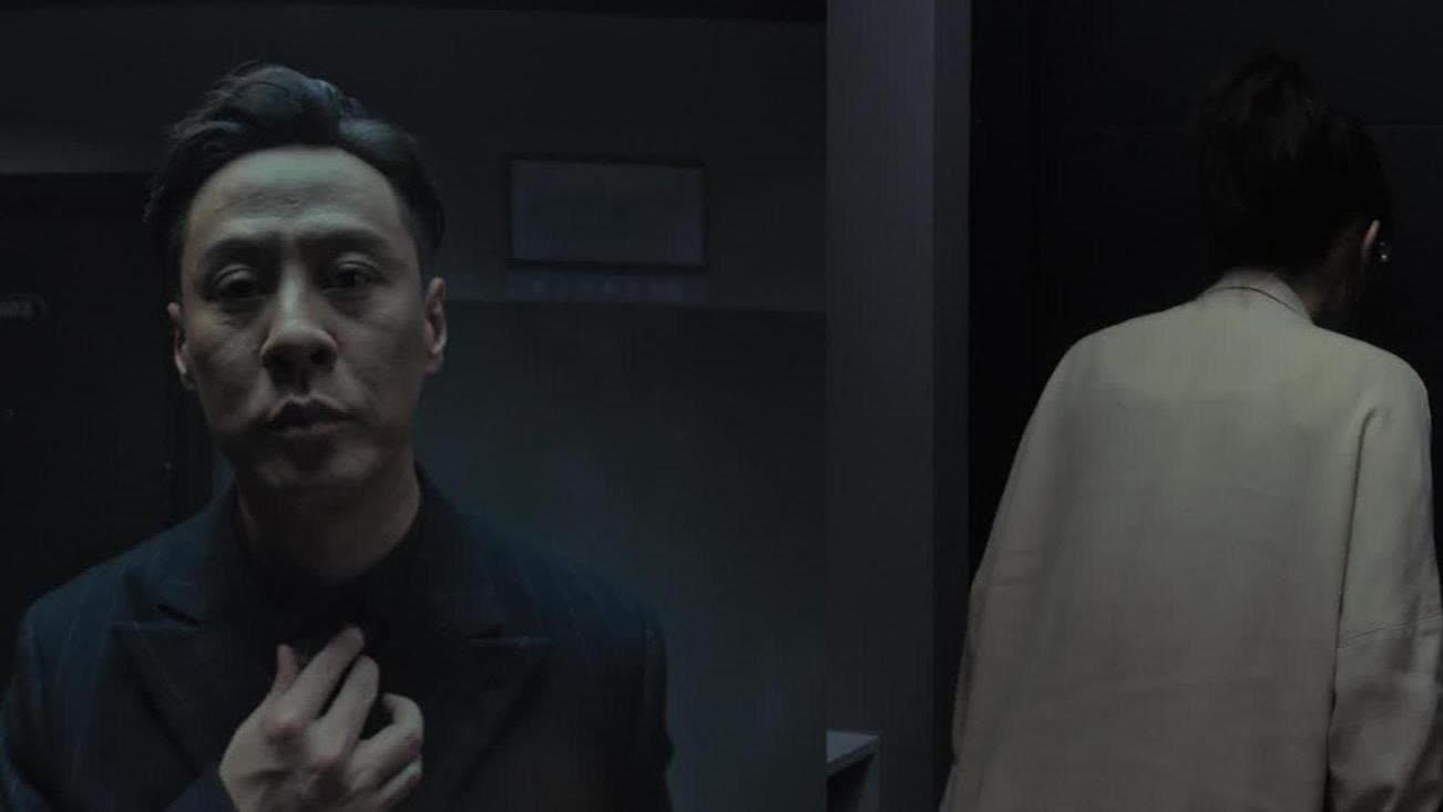【门锁】贴片预告曝光 独居女性的不安来自身边