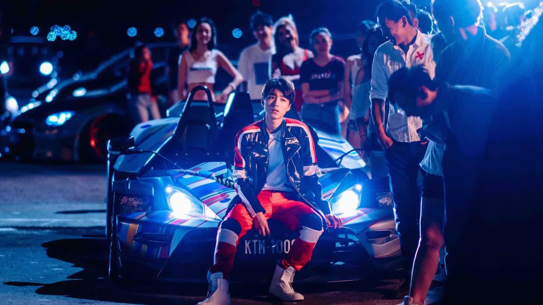 【叱咤风云】王俊凯与周杰伦飙戏 正能量追星超励志