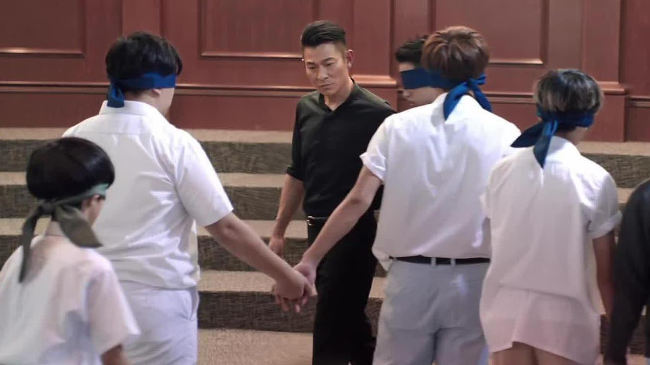 【热血合唱团】片尾曲MV 天王刘德华治愈开唱