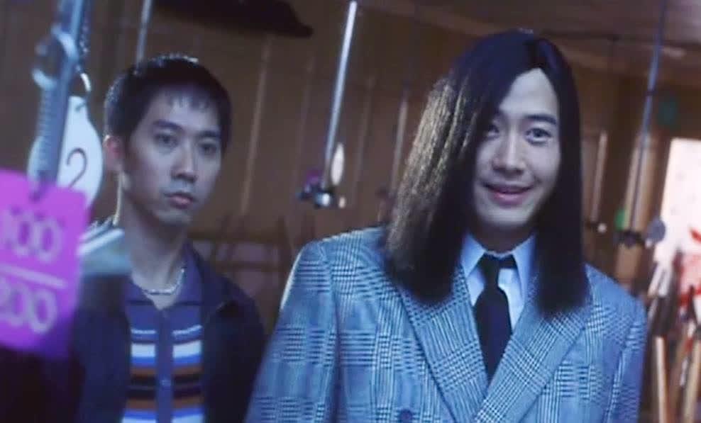 黎明穿起非主流三件套,还说自己是赌神,没想到香港大哥这都信了